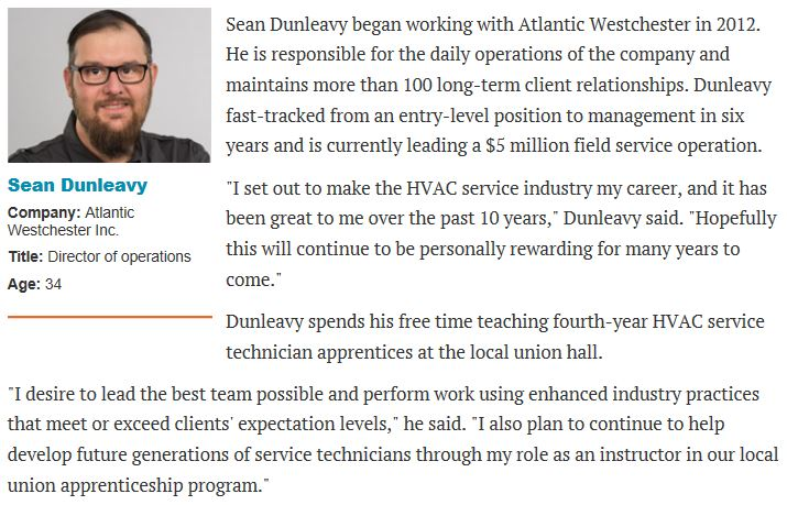 Sean Dunleavy ACHR The News