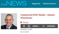 The NEWS interviews Bud Hammer of Atlantic Westchester